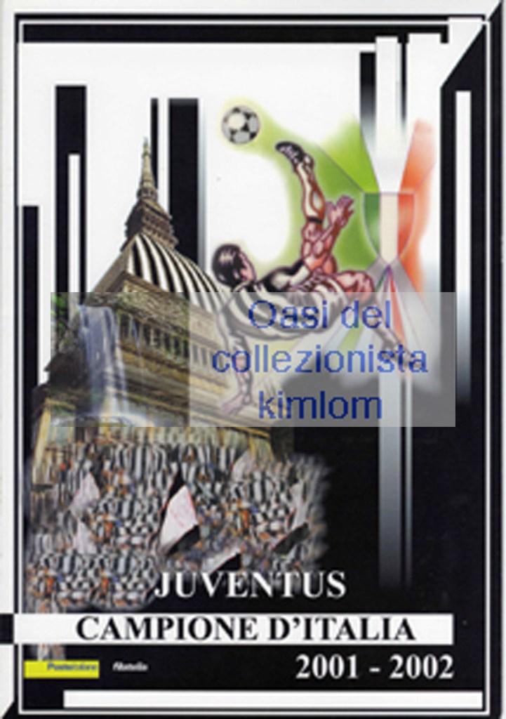 Juventus campione d'Italia 2001/2002