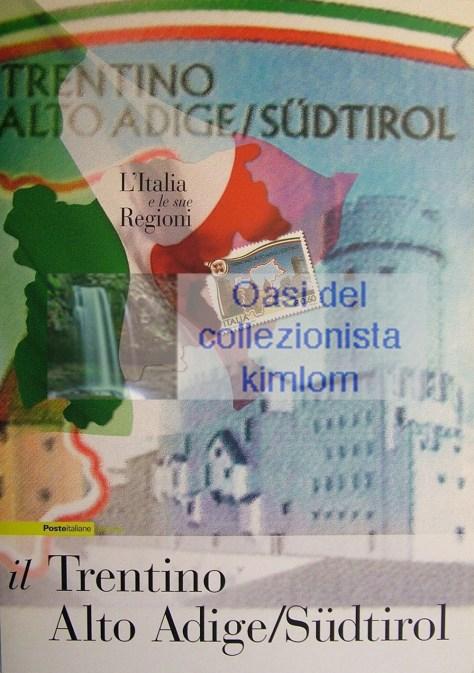 Regioni d'Italia - Trentino-Alto Adige/Sudtirol