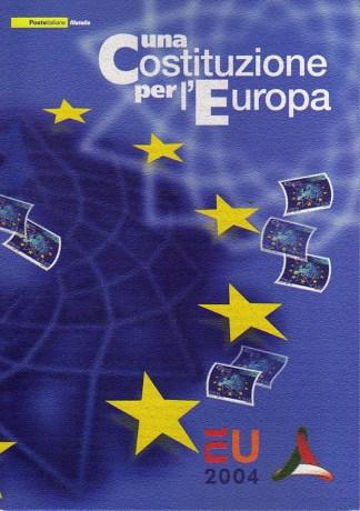 folder - Una costituzione per l'Europa