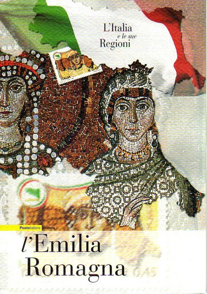 folder - L'Italia e le sue regioni - L'Emilia Romagna
