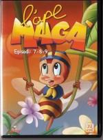 L'ape Magà episodi 7, 8 e 9