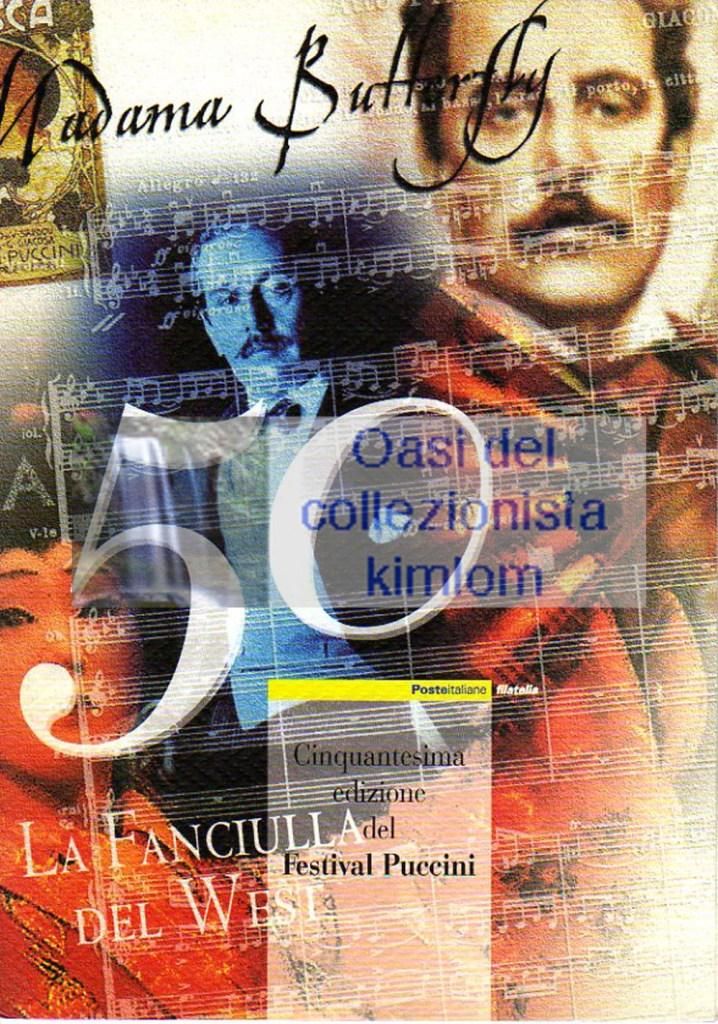 Cinquantesima edizione del Festival Puccini