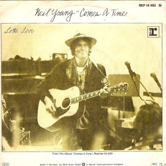 Comes a time - Neil Young