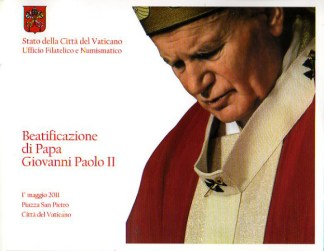 Folder - Beatificazione Papa Giovanni Paolo II