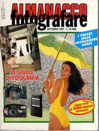 ALMANACCO FOTOGRAFARE 04-1997