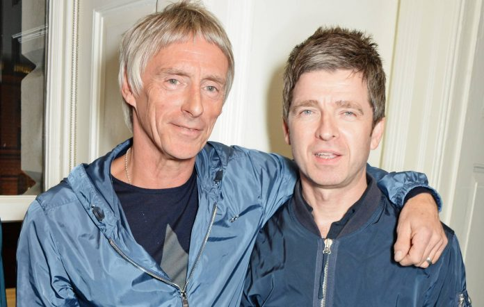 Paul Weller, Noel Gallagher