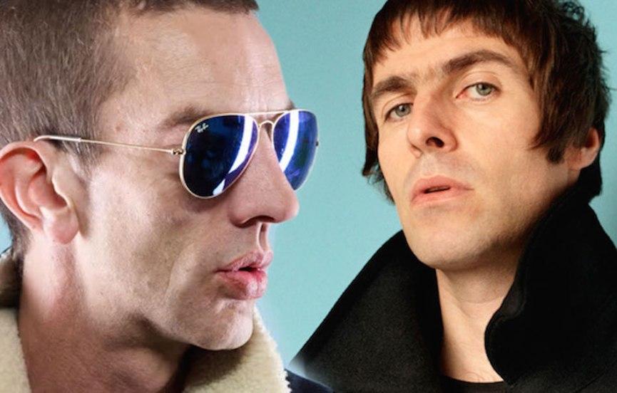 Richard Ashcroft, Liam Gallagher