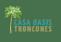 casa oasis troncones logo