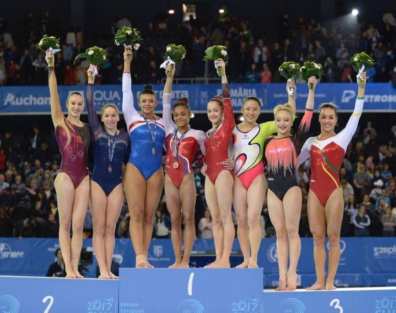 Europei 2017 8 finaliste