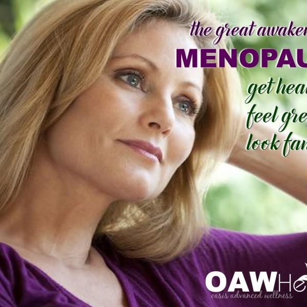 The Great Awakening – Menopause