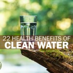 22 health benefits of clean water