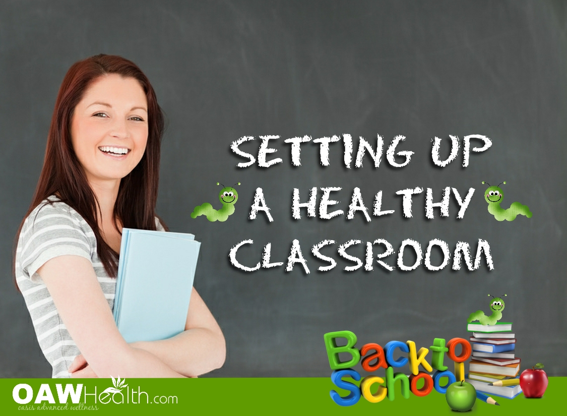 Setting Up a Healthy Classroom