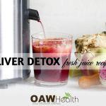 Liver Detox Fresh Juice Recipe