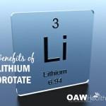 benefits of lithium orotate