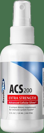 Advanced Cellular Silver (ACS)200 Extra Strength