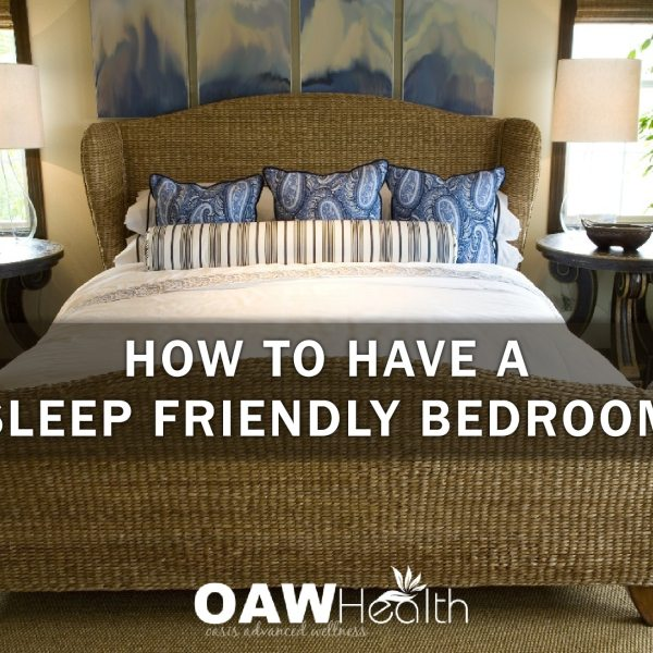 How To Have a Sleep Friendly Bedroom