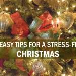 stress-free Christmas
