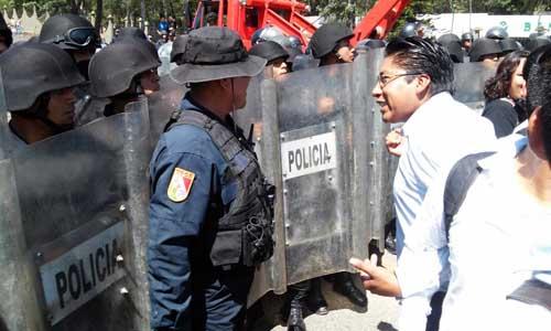 En unas horas se decide situación jurídica de líderes de la CNTE