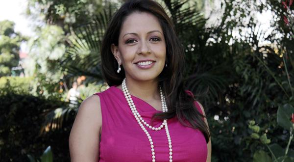 Saluda Mariana Benítez llegada de Ochoa Reza al PRI