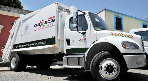 Normalizado servicio de recolección de basuraen la capital, señala director de Limpia