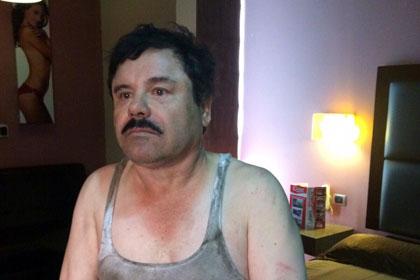 La detención del chapo y la reactivación del narcotráfico por Samael Hernández Ruiz