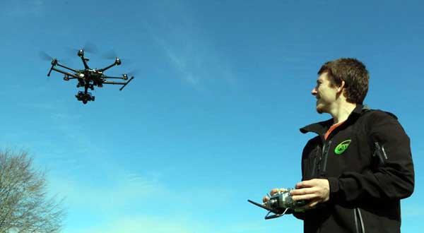 Emite SCT dispocisiones para operar drones