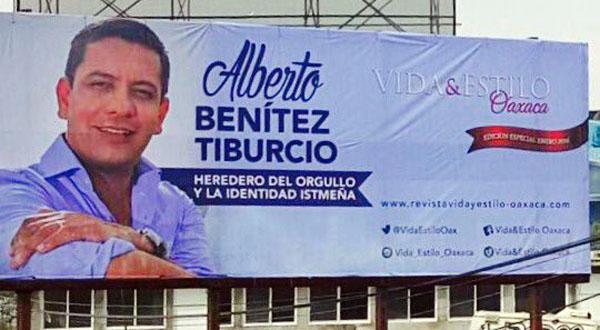 Alberto Benítez: ¿Al filo de la ley?