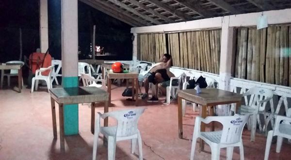 Asesinan a obrero en bar de Pochutla