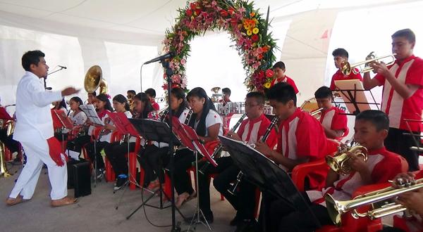 Difunden la música mixteca tradicional en Nochixtlán