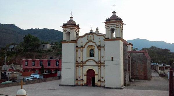 Santiago Ixcuintepec pueblo mágico