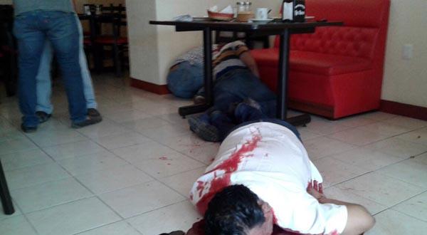 Ejecutan a abogado de Juan Terán y a dos mas en Juchitán
