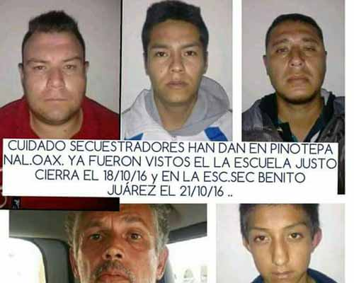 Se propaga rumor en redes sociales sobre secuestradores de la camioneta blanca