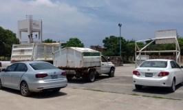 Retienen unidades de Pemex para exigir indemnización