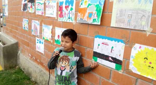 inmob talento infantil