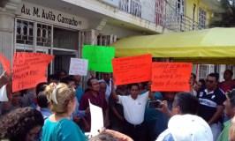 Comités rechazan la salida del administrador, interviene el alcalde