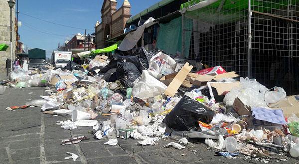 La basura, la basura, la basura