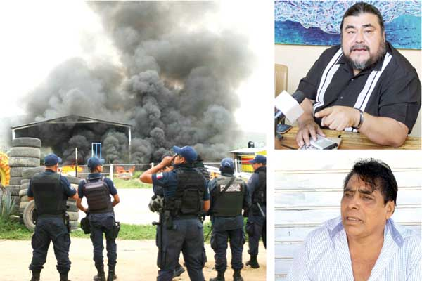 Oaxaca: Una paz sui generis