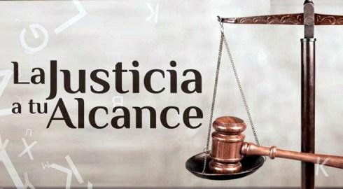 """Programa """"La justicia a tu alcance"""" comenzará transmisiones en CORTV"""