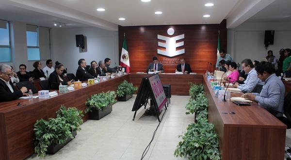 Se amplía plazo para solicitar registro decandidaturas de las elecciones 2018