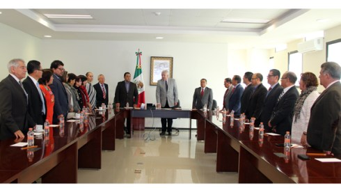 Poder judicial realizará programa regional de actualización jurídica