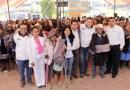 Entrega DIF Oaxaca apoyos en Chalcatongo de Hidalgo