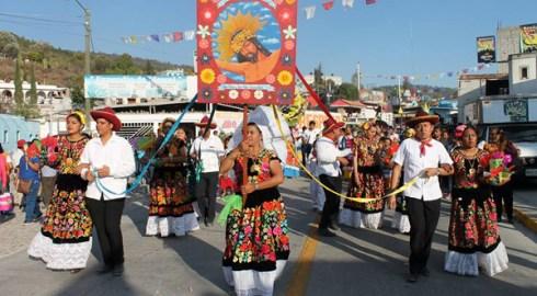 Reciben la Cuaresma en la Mixteca