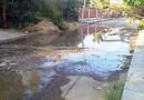 Fugas de agua a afectan a porteños