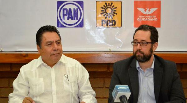 García Corpus, el candidato incómodo