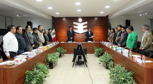 El IEEPCO aprobó las candidaturas para las elecciones locales 2018