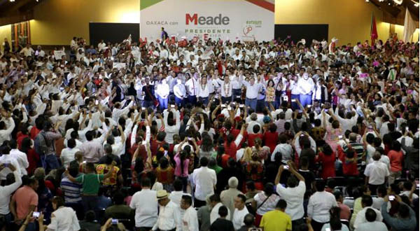 Meade en Oaxaca