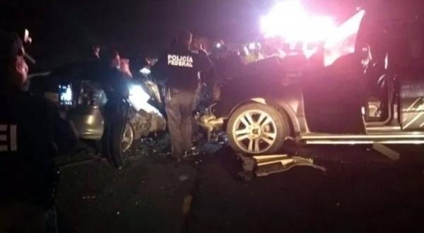 Muere MP tras fuerte accidente en la autopista Cuacnopalan-Oaxaca