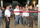 Gobierno de Salina Cruz cristaliza sueño de familias de la colonia Edith Escobar con obra de electrificación