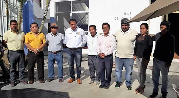 Piden justicia para líder del FIOB asesinado en la Mixteca