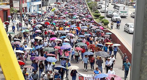 Se cumple la previsión: advierte CNTE que la crisis magisterial escalará más allá del 1 de julio